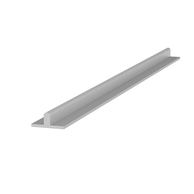 T SHAPED LOWER ALUMINUM GUIDE No 15